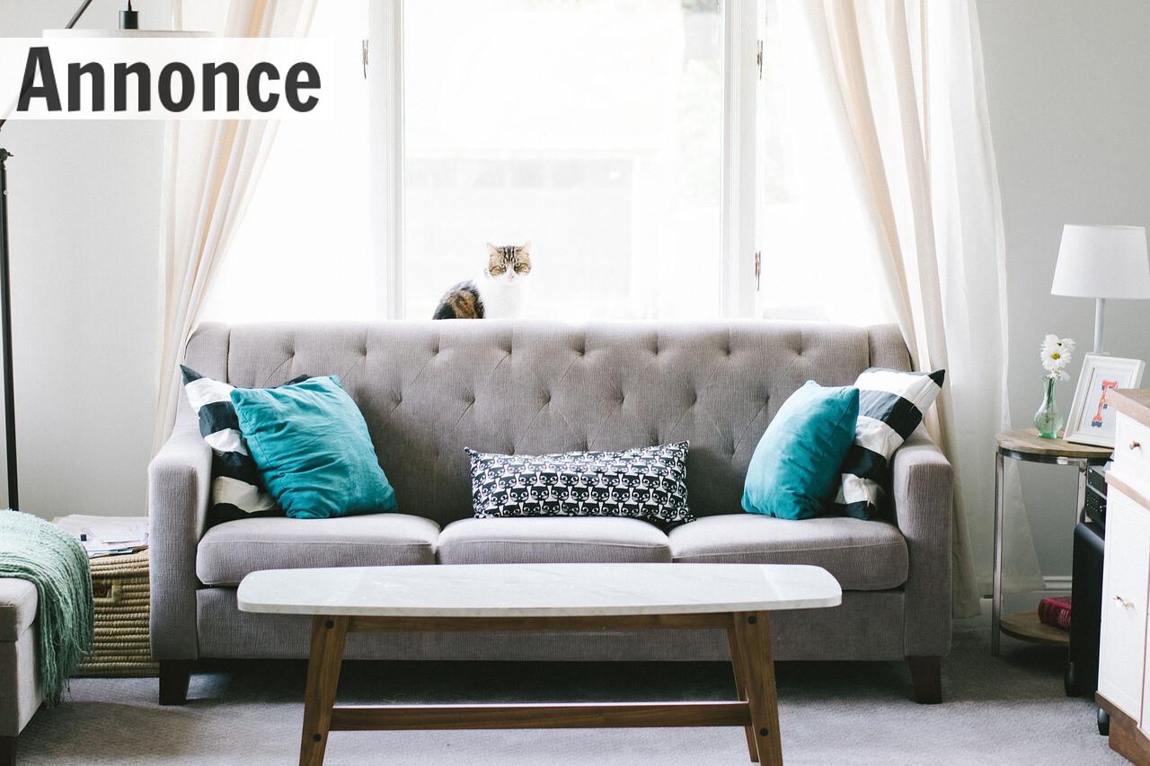 Find de perfekte gardiner til hjemmet