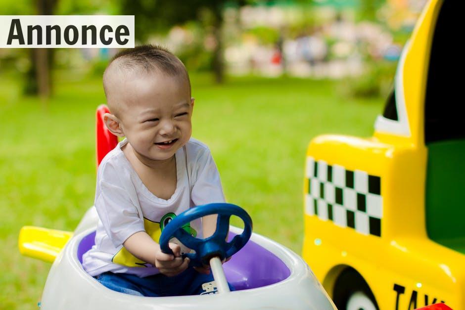 Er elmotorcykler og elbiler til børn sikre?
