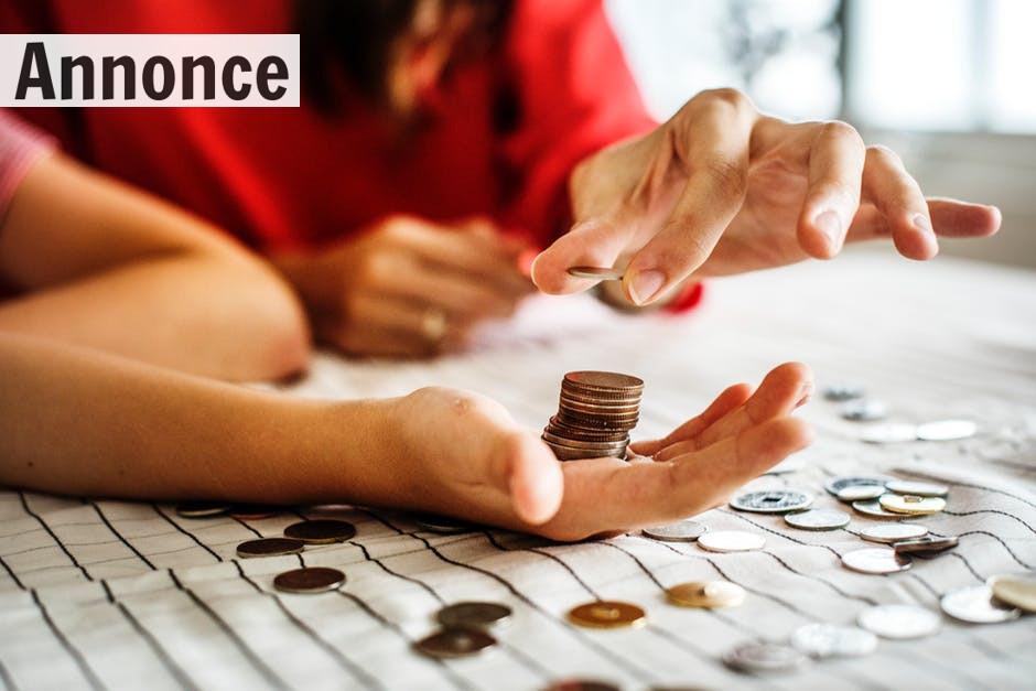Spar penge og bliv mere miljøvenlig på samme tid